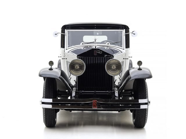 1931 Rolls-Royce Phantom I Newport Town Car For Sale | Buy Rolls-Royce Phantom I Newport Town Classic Cars | Hyman LTD