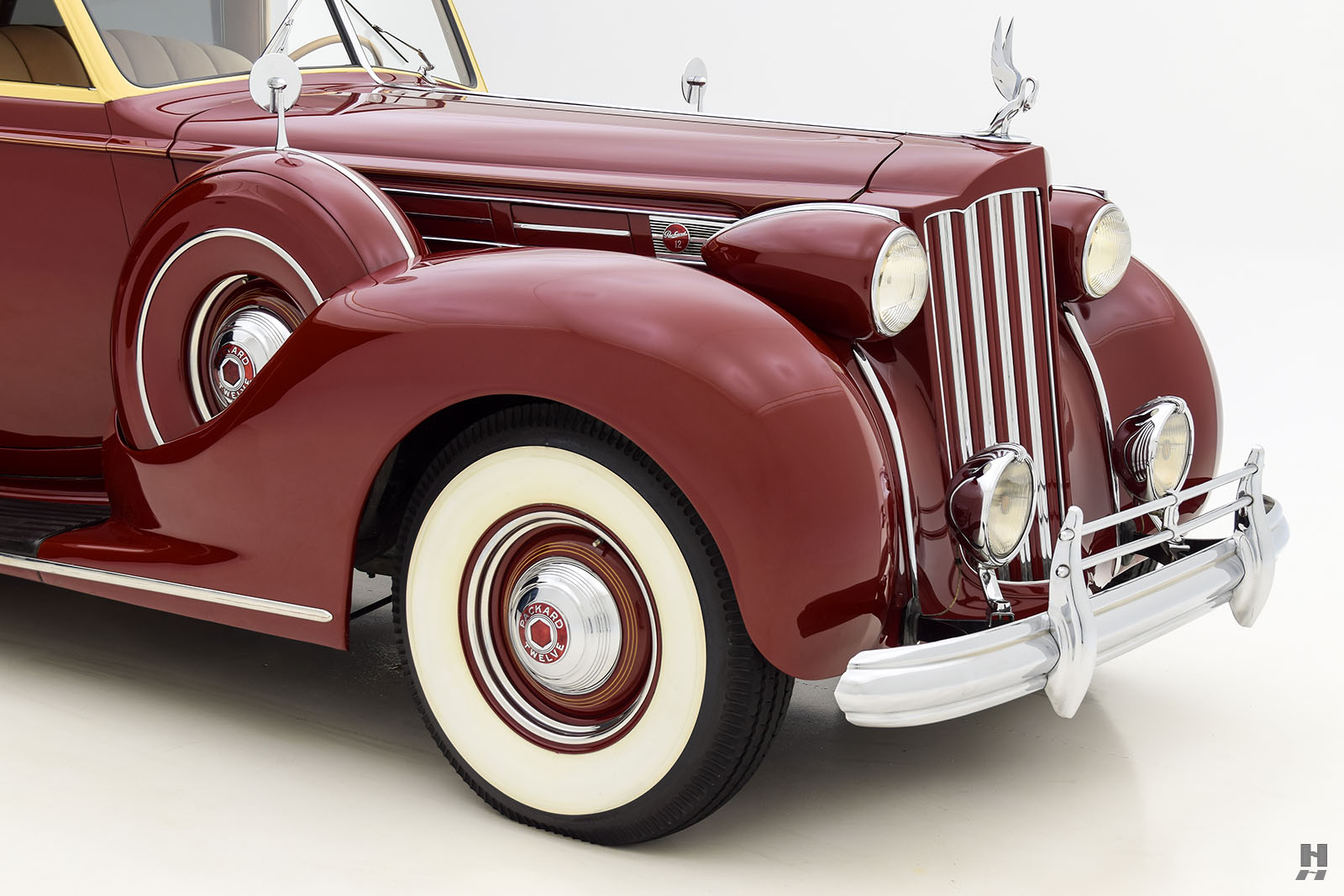 Used Cars Buffalo >> 1939 Packard Twelve Touring Cabriolet For Sale | Buy ...