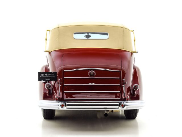 1939 Packard Twelve Touring Cabriolet For Sale By Hyman LTD