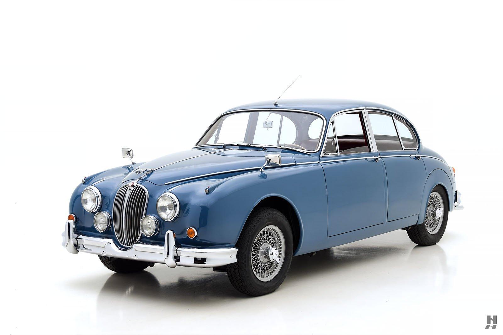 1960 Jaguar MK II 3.8 Saloon   Hyman Ltd.