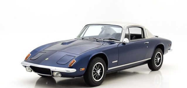 1973 Lotus Elan +2 S130 Coupe For Sale By Hyman LTD