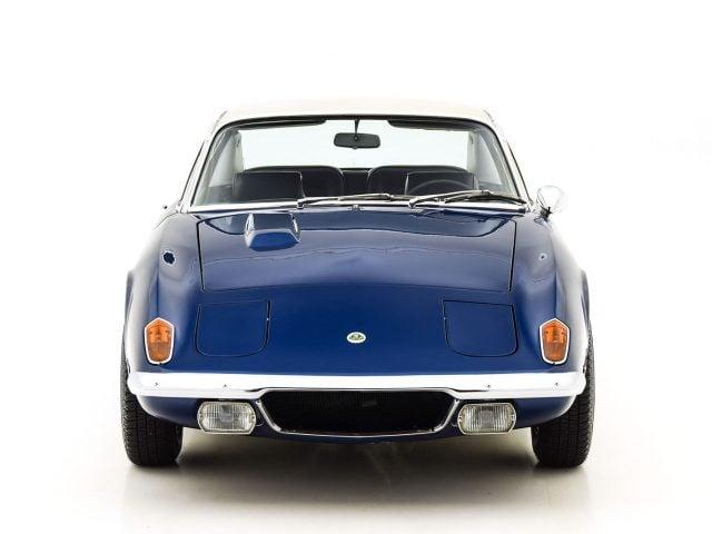 1973 Lotus Elan +2 S130 Coupe For Sale By Hyman LTD