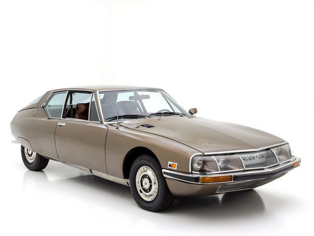 1972 Citroen SM Coupe For Sale at Hyman LTD