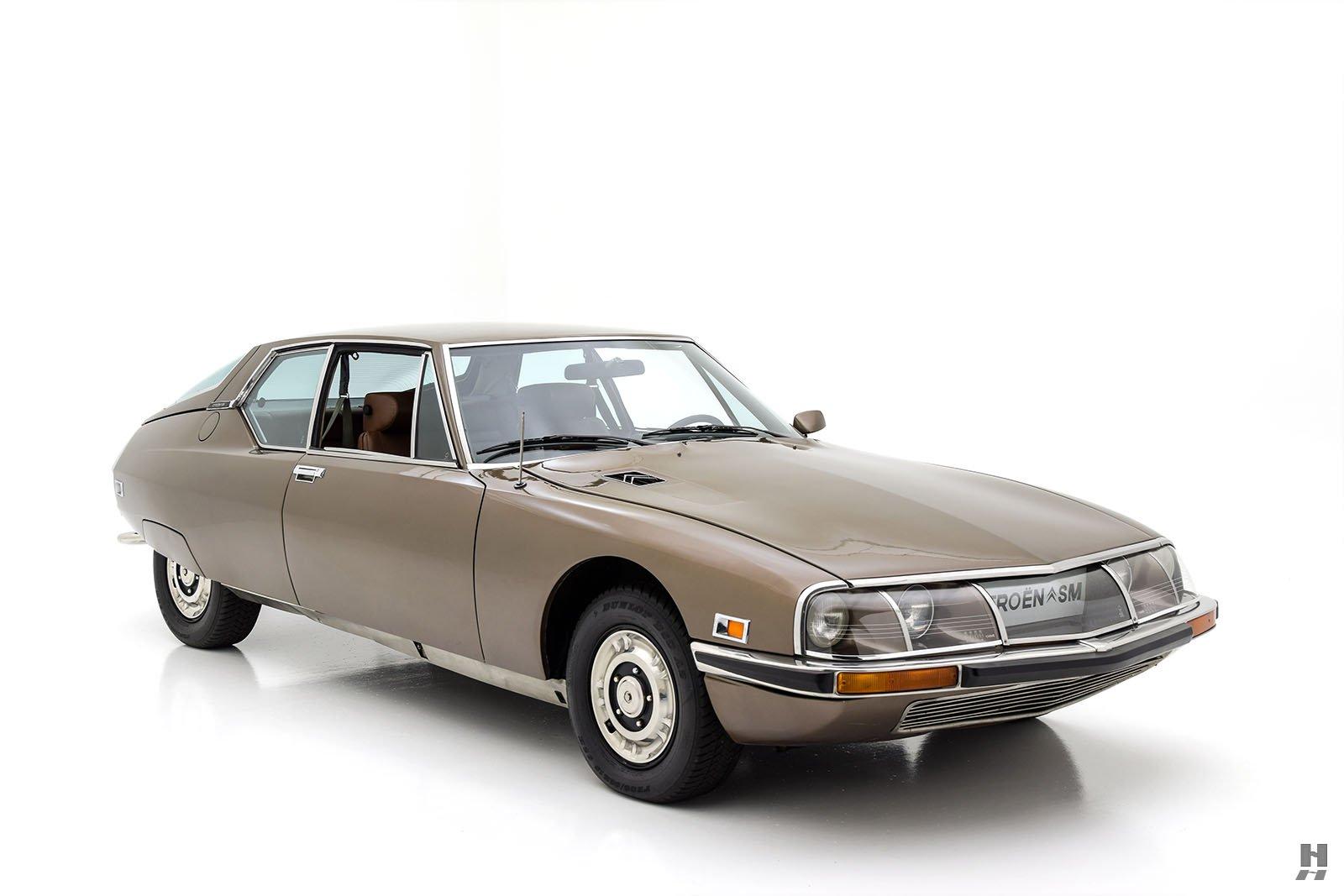 1972 citroen sm coupe for sale buy citroen sm coupe cars hyman ltd