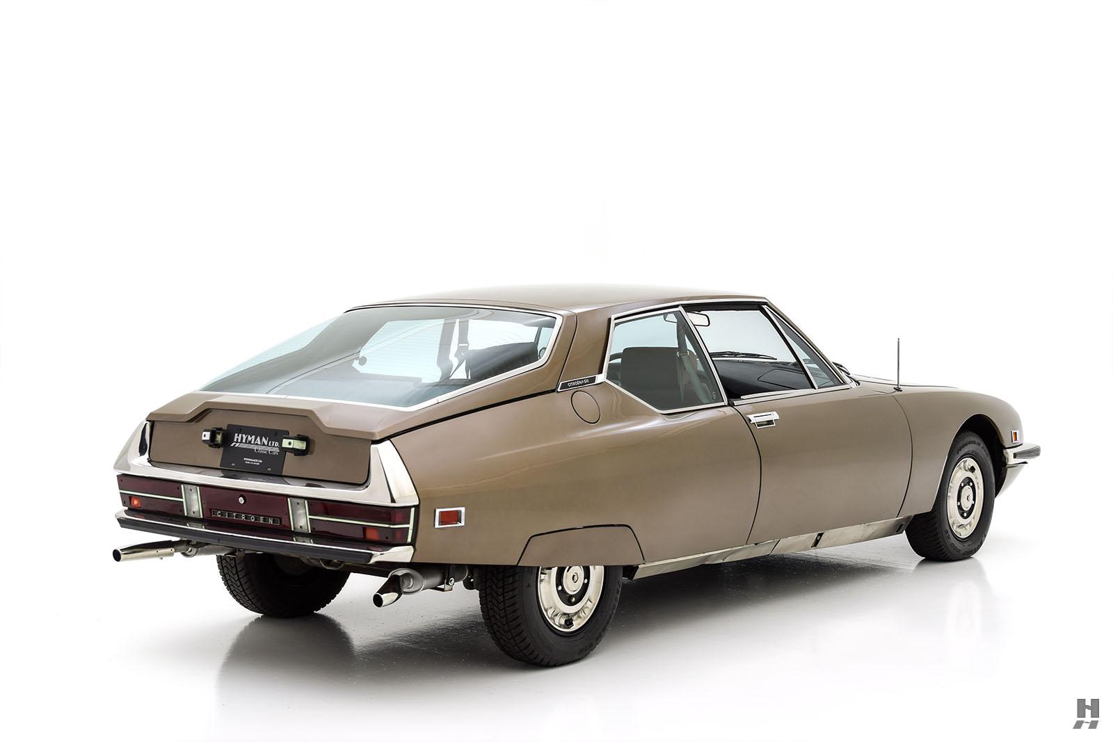 1972 citroen sm coupe for sale buy citroen sm coupe cars hyman ltd. Black Bedroom Furniture Sets. Home Design Ideas