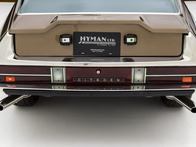 1972 Citroen SM Coupe For Sale at Hyman LTD