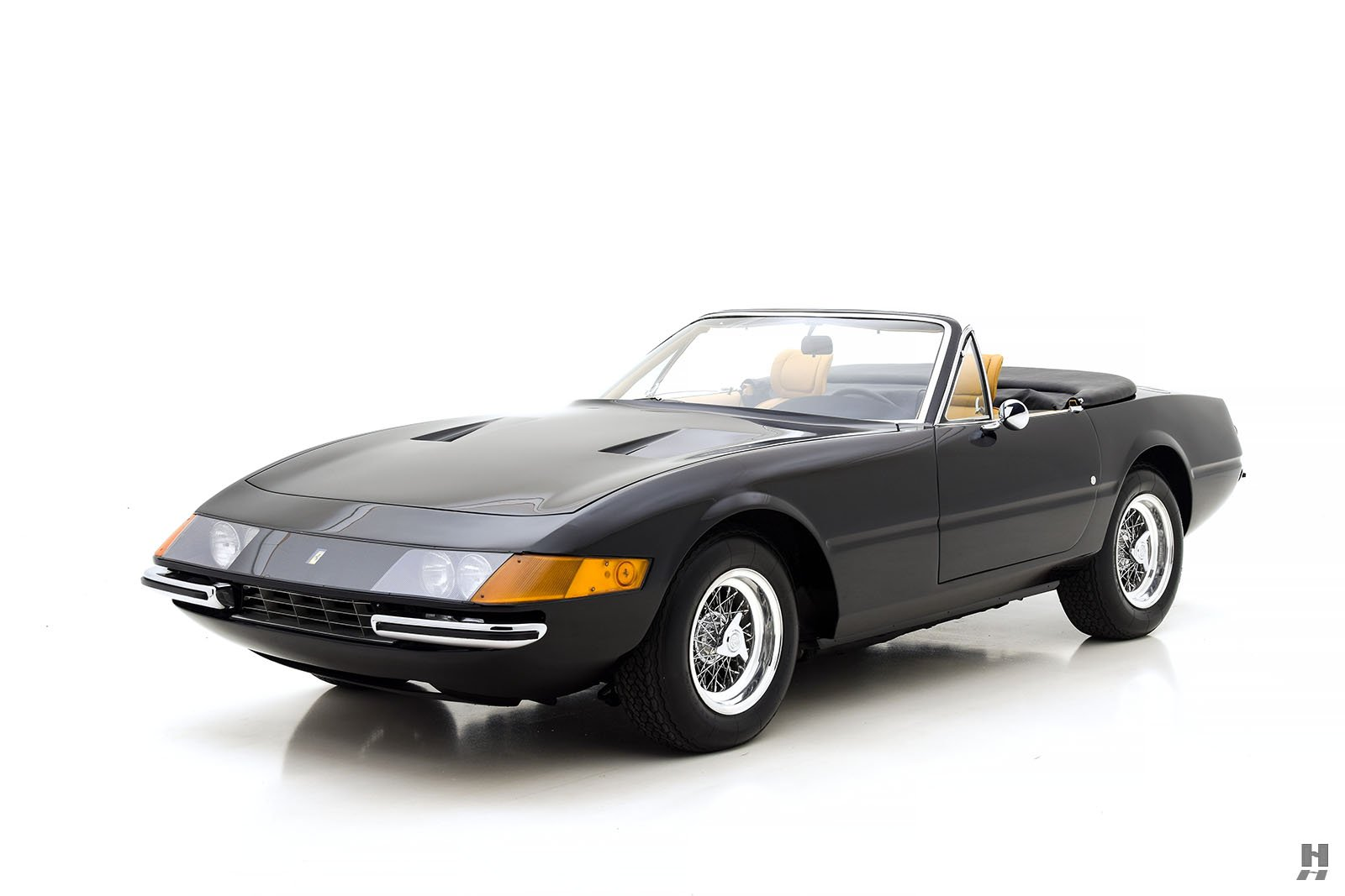 1971 Ferrari 365 Gtb 4 Daytona Spyder For Sale Buy Cars Hyman Ltd
