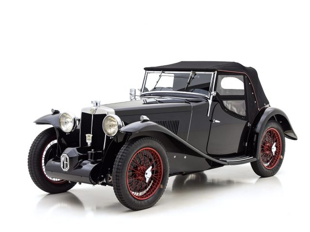"1933 MG K2 ""Magnette"" Roadster For Sale 