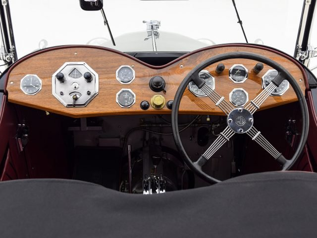 """1933 MG K2 """"Magnette"""" Roadster For Sale   Classic Roadsters For Sale"""