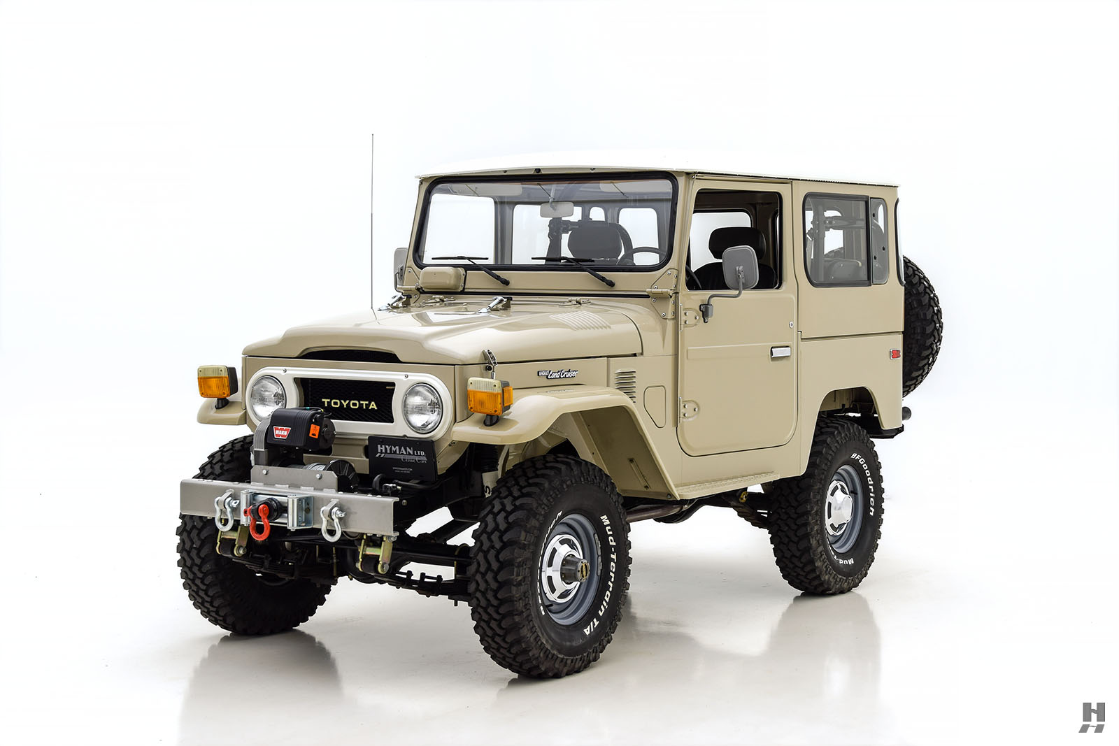 1978 toyota fj40 land cruiser for sale buy classic cars hyman ltd. Black Bedroom Furniture Sets. Home Design Ideas
