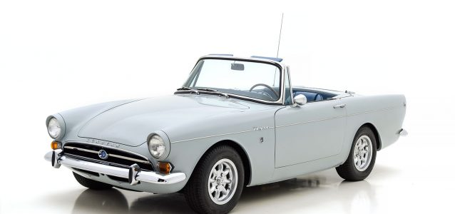 1965 Sunbeam Tiger Roadster For Sale By Hyman LTD
