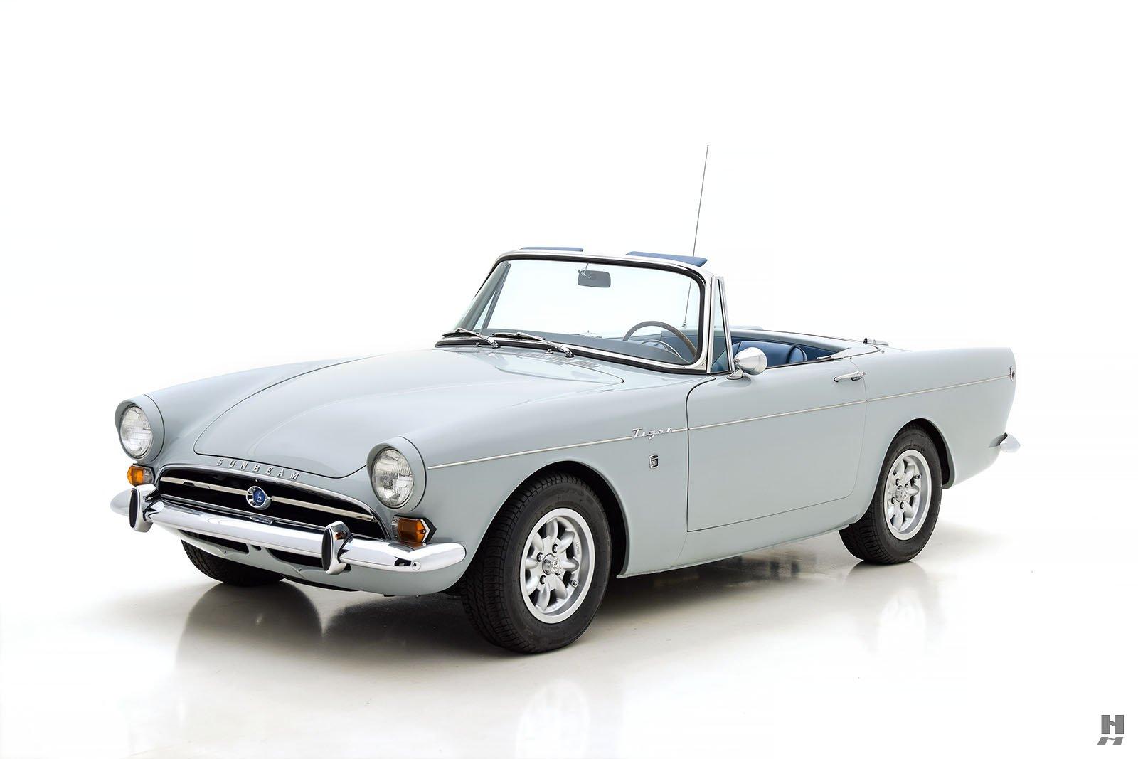 1965 Sunbeam Tiger Roadster For Sale By Hyman LTD