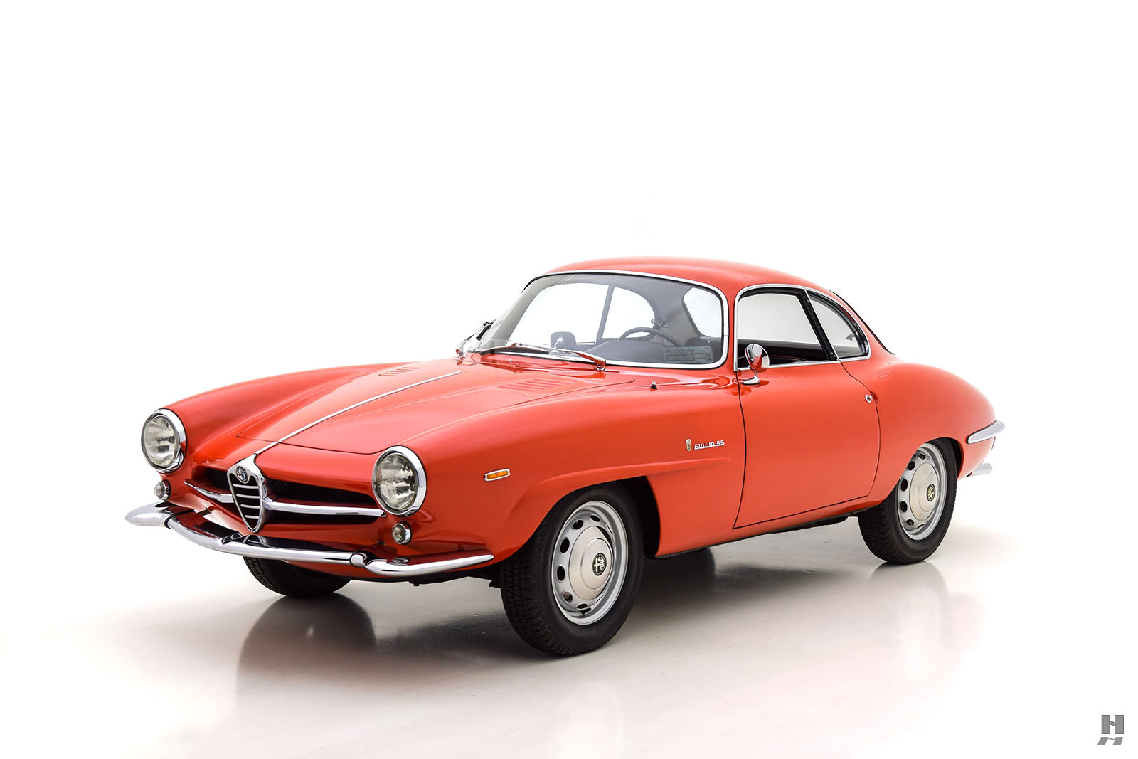 1964 Alfa Romeo Giulia Sprint Speciale Coupe For Sale at Hyman LTD