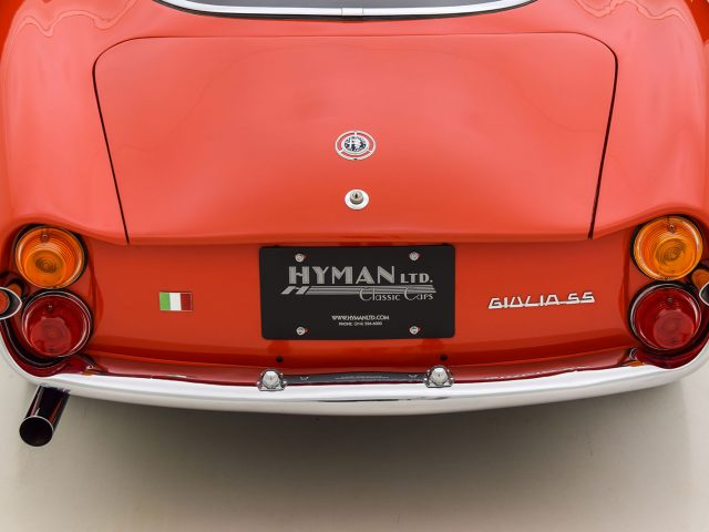 1964 Alfa Romeo Giulia Sprint Speciale Coupe For Sale at Hyman LTD