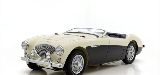 1956 Austin Healey 100M Roadster For Sale at Hyman LTD