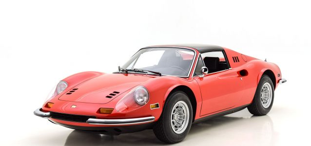 1974 Ferrari 246 GTS Dino Targa For Sale | Classic Farrari For Sale