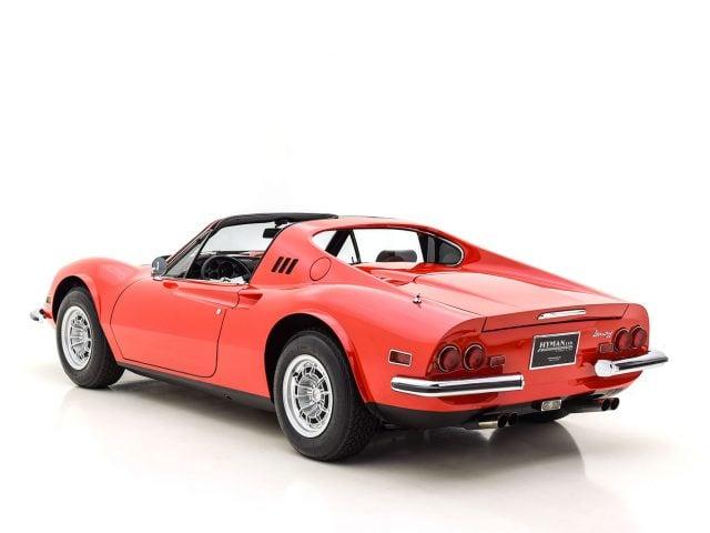 1974 Ferrari 246 GTS Dino Targa For Sale | Classic Farrari For Sale