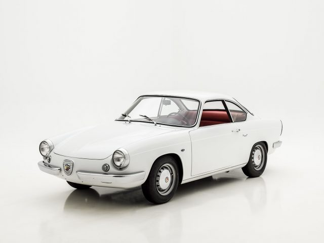 1960 Abarth 850 Allemano Coupe For Sale | Buy Abarth 850 Allemano Coupe Classic Cars | Hyman LTD