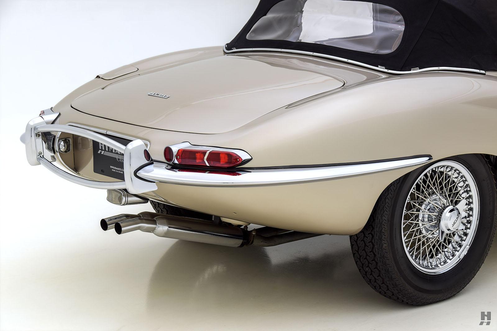 1963 Jaguar E-Type Roadster For Sale   Buy Classic Cars ...