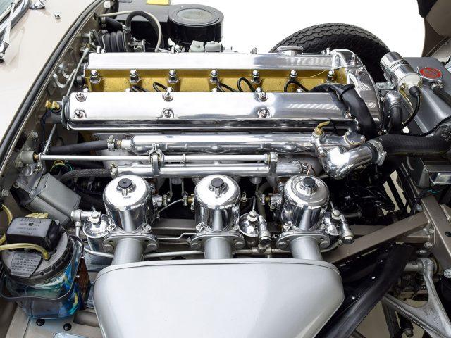 1963 Jaguar E-Type Roadster For Sale By Hyman LTD