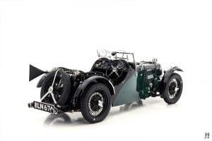 1933 MG L Type Roadster For Sale By Hyman LTD