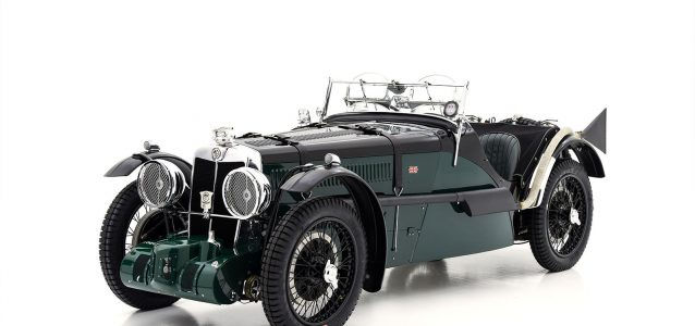 1933 MG L Type Roadster For Sale By Hyman LTD