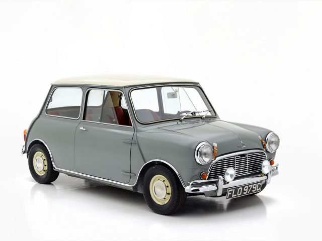 1965 Austin Mini Cooper S Sedan For Sale at Hyman LTD