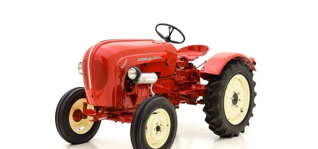 1960 Porsche Junior Tractor For Sale at Hyman LTD