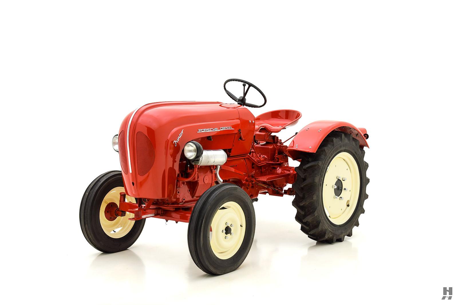 1960 Porsche Junior Tractor For Sale at Hyman LTD