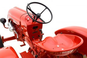 1960 Porsche Junior Tractor For Sale | Hyman LTD
