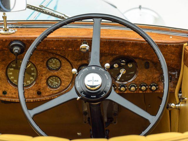 Classic 1937 Rolls-Royce Phantom III | Rolls-Royce 1937 Phantom 3