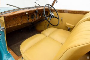 1937 Rolls-Royce Phantom III by Thrupp & Maberly For Sale | Hyman LTD
