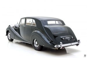 1954 Rolls Royce Silver Wraith by Freestone & Webb For Sale | Hyman LTD