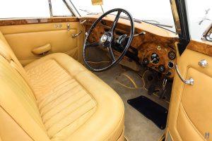 1954 Rolls Royce Silver Wraith by Freestone & Webb For Sale | Hyman LTD