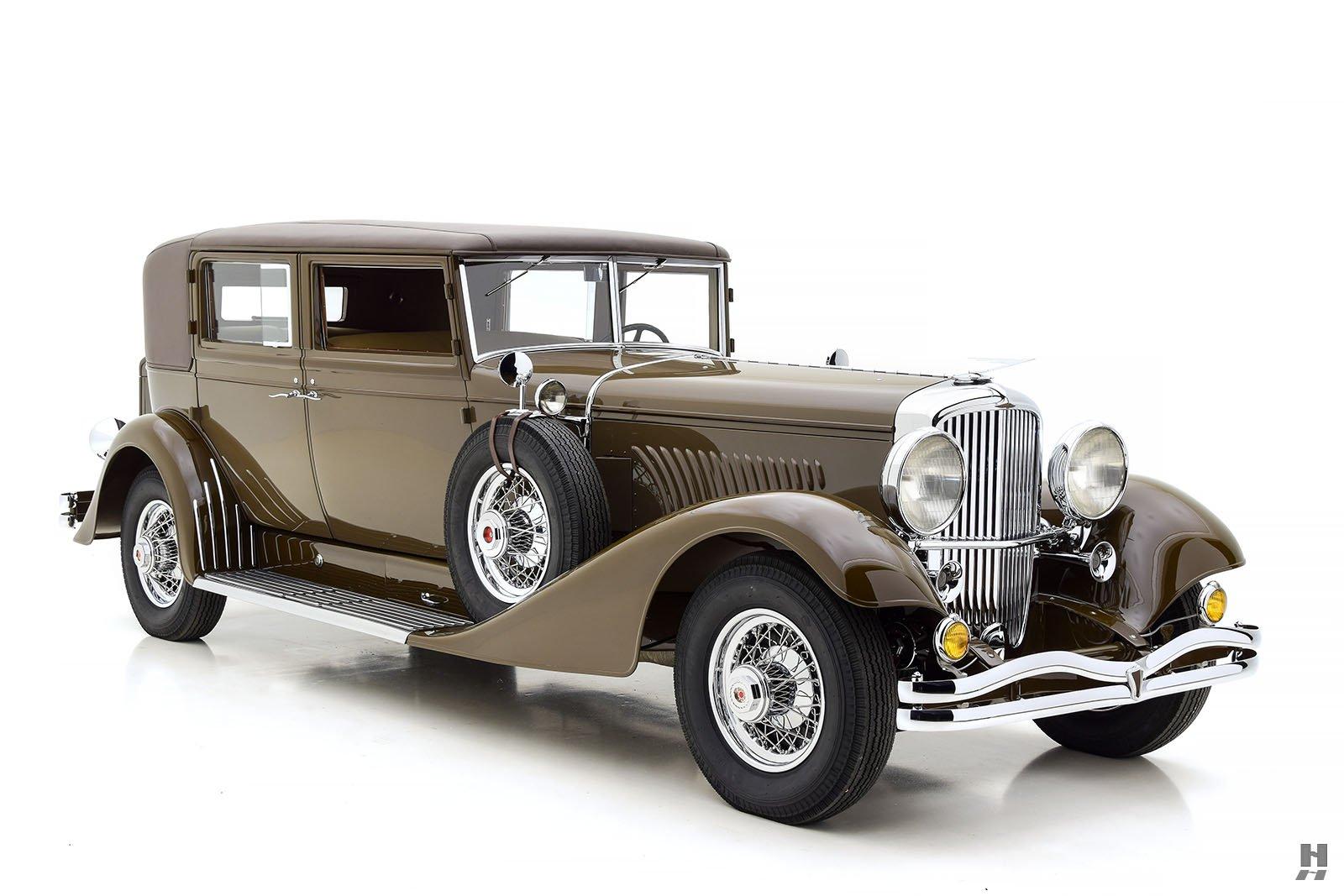 Duesenberg For Sale >> 1935 Duesenberg Model J Judkins Special Berline For Sale Hyman