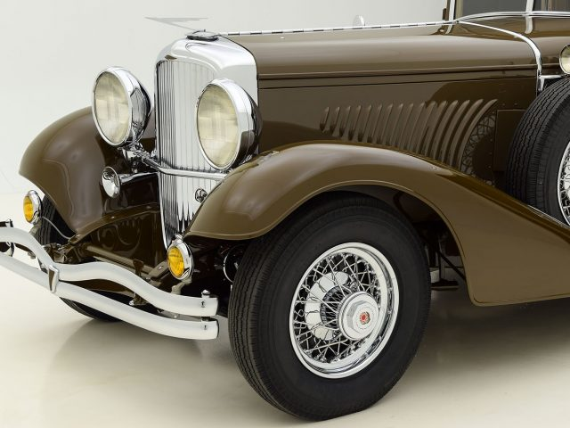 Buy 1935 Duesenberg Model J Judkins Special Berline | Classic Duesenberg For Sale | Hyman Classic Car Dealer