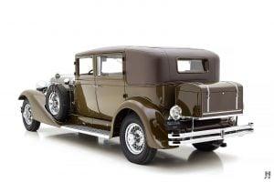 1935 Duesenberg Model J Judkins Special Berline For Sale | Hyman LTD