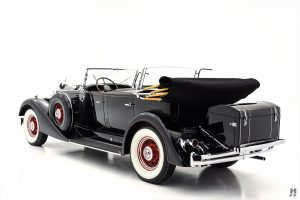 1934 Packard Super 8 Dual Cowl Sport Phaeton For Sale | Hyman LTD