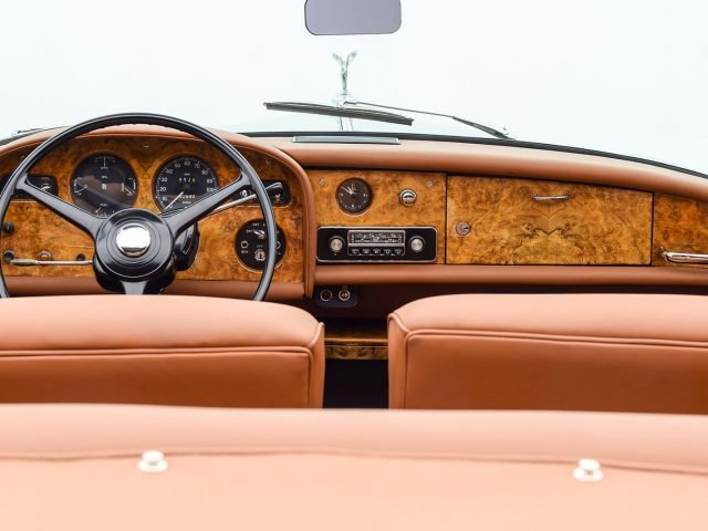 1965 Rolls-Royce Silver Cloud III MPW Drophead For Sale By Hyman LTD