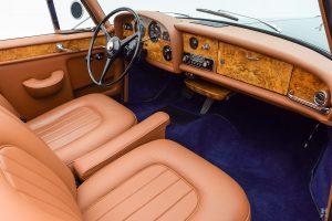1965 Rolls-Royce Silver Cloud III Mulliner Park Ward DHC For Sale | Hyman LTD