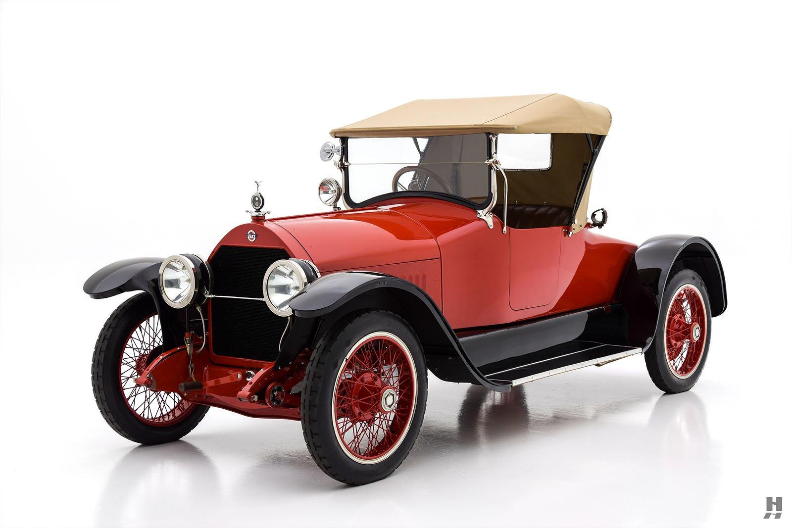 1920 Stutz Series H Roadster For Sale | Classic Cars | Hyman LTD