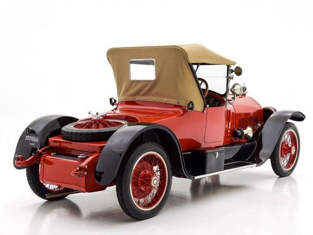 1920 Stutz Series H Roadster For Sale at  Hyman Ltd