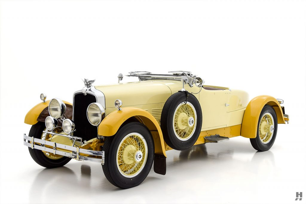 1928 Stutz BB Black Hawk For Sale at Hyman LTD