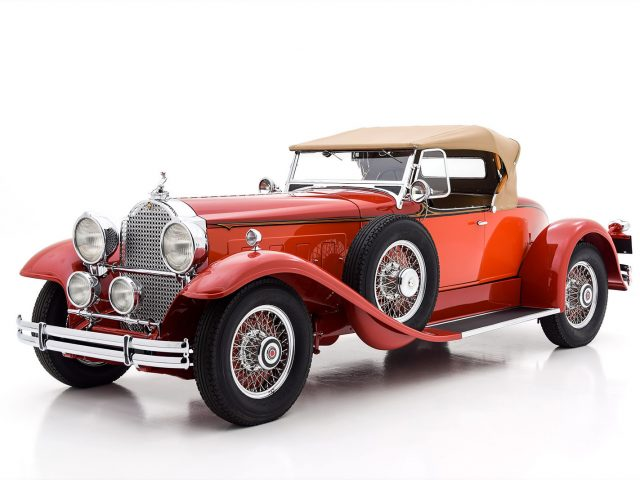 1930 Packard 734 Speedster Runabout For Sale at Hyman LTD