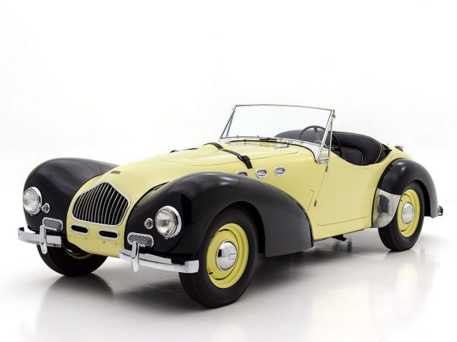 1951 Allard K-2 Roadster For Sale at Hyman LTD