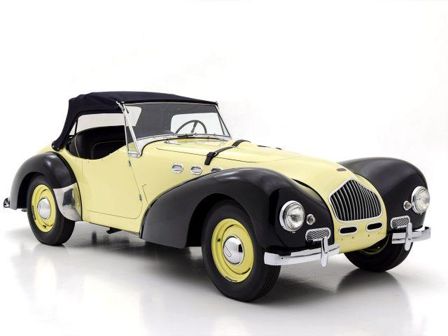 1951 Allard K-2 Roadster For Sale at Hyman LTD