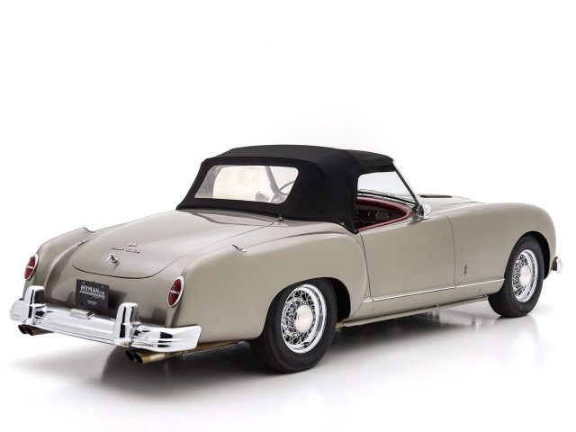 1952 Nash Healey Roadster For Sale at Hyman LTD