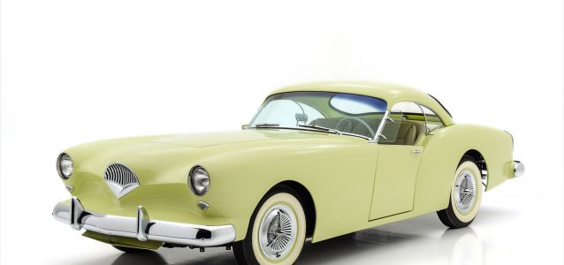 1954 Kaiser Darrin For Sale By Hyman LTD