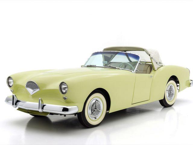 1954 Kaiser Darrin For Sale By Hyman LTD