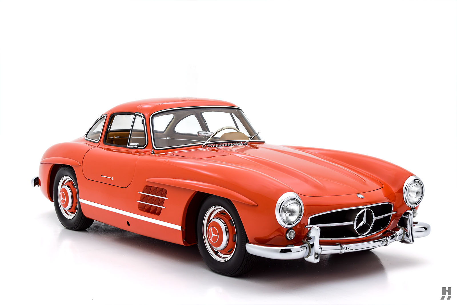 1955 mercedes benz 300 sl gullwing for sale hyman. Black Bedroom Furniture Sets. Home Design Ideas